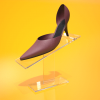 Raised Shoe display stand