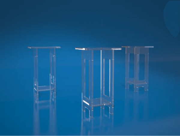 Acrylic Side Table for Podiums