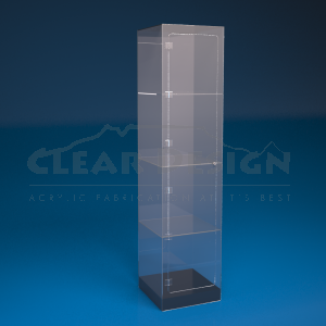 Large Floor Standing Display Case