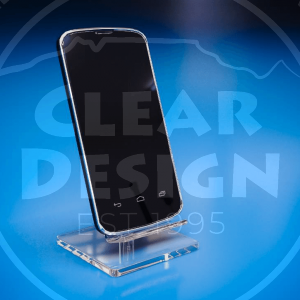 Single Cellphone Highlight Display Stand (3mm)