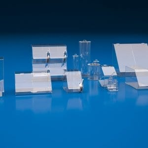 Acrylic Display Containers