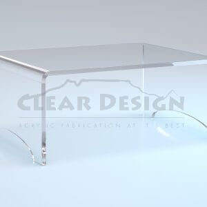Awesome Acrylic Tables Acrylic Table Bench Manufacturer Clear Ocoug Best Dining Table And Chair Ideas Images Ocougorg