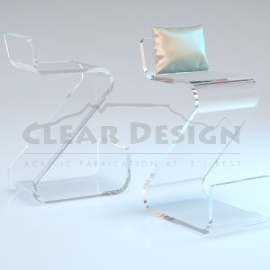Groovy Acrylic Chairs Bar Stools Clear Design Ncnpc Chair Design For Home Ncnpcorg